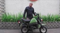 Membahas Motor Yamaha Vogel, Motor Bekas Mantan Menteri Indonesia Zaman Soeharto. sumberfoto: Street Arts Custom