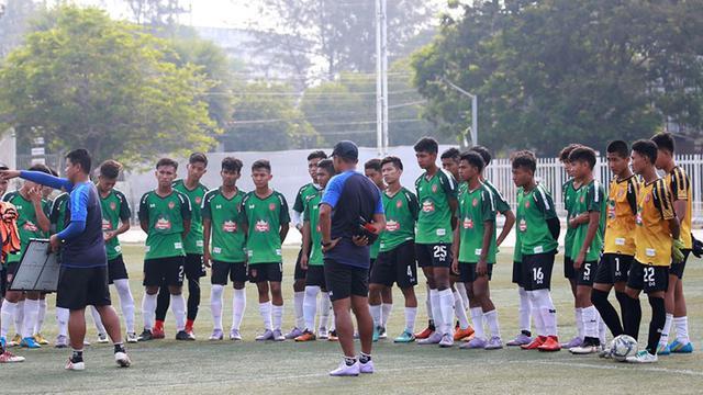 Timnas Myanmar U-18