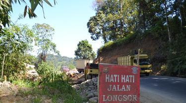 jalur mudik sumatera