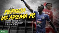 Liga 1 2019: Persija Jakarta vs Arema FC. (Bola.com/Dody Iryawan)