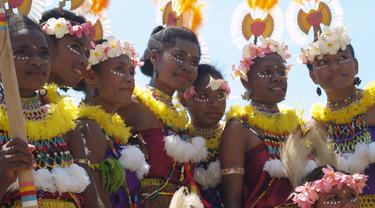 budaya di Papua