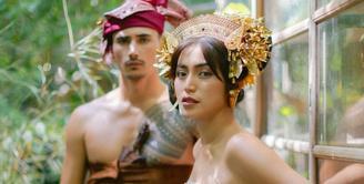 Jessica Iskandar dan Vincent Verhaag (Instagram/joe.setiawan)