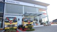 Mitsubishi Fuso Buka Dealer ke-230 di Medan (Reza/Liputan6.com)
