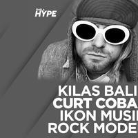 Kilas Balik Kurt Cobain, Ikon Musik Rock Modern
