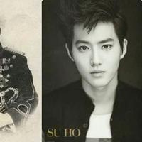 Suho mempunyai wajah yang mirip dengan Kolonel Yi U. Yi U sendiri adalah seorang letnan kolonel di Angkatan Darat Kekaisaran Jepang selama Perang Dunia Kedua. (Foto: koreaboo.com)