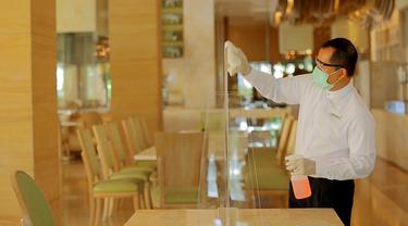 Sambut New Normal, Begini Protokol Kesehatan WHO yang Berlaku di Hotel Bali