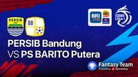 Persib Bandung vs PS Barito Putera