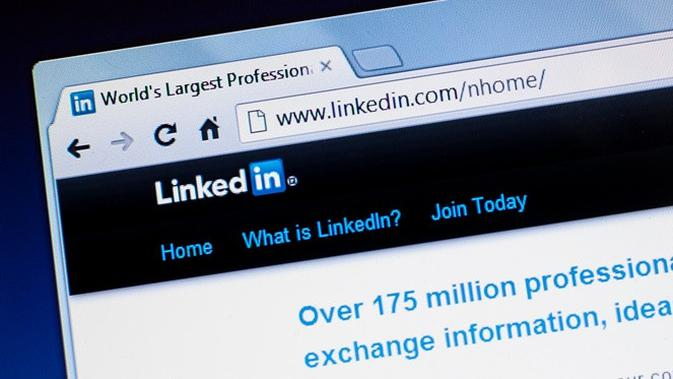 LinkedIn (sumber: Istockphoto)