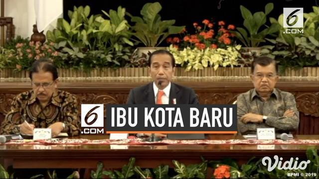 Presiden Jokowi mengungkapkan butuh Rp 466 triliun pendanaan yang dibutuhkan untuk memindahkan Ibu Kota dari Jakarta ke Kalimantan TImur.