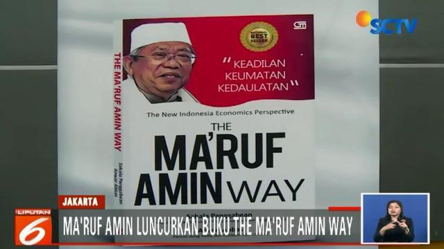 Buku The Ma'ruf Amin Way ini menjelaskan tentang tata kelola ekonomi yang berlandaskan semangat kebersamaan kekeluargaan, semangat persaudaraan, dan kerjasama untuk menciptakan pemerataan kesejahteraan yang lebih baik untuk masyarakat.