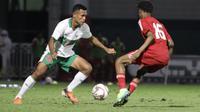 Timnas Indonesia U-16 melakukan pematangan taktik dan strategi pada laga jelang melawan UEA, Jumat (23/10/2020). (dok PSSI)