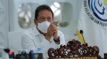 Menteri Kelautan dan Perikanan, Sakti Wahyu Trenggono. (Dok KKP)