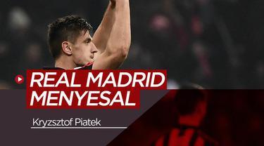 Berita video Real Madrid tidak bergerak cepat mengamankan jasa Krzysztof Piatek sehingga disalip AC Milan.