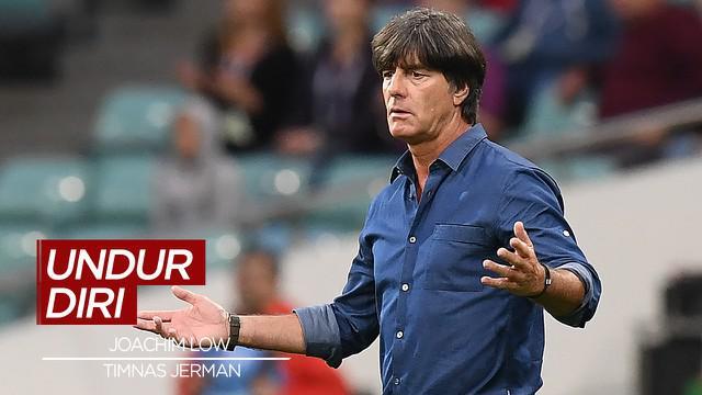 Berita Video Joachim Low Mengundurkan Diri dari Timnas Jerman Setelah Piala Eropa 2021