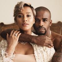 Kimmy Jayanti bersama suami (Instagram/kimmyjayanti)