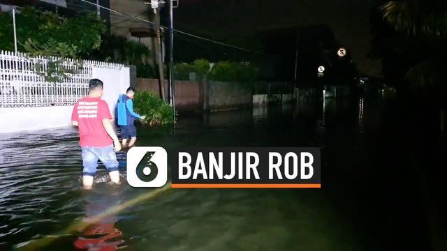 banjir perumahan mewah thumbnail