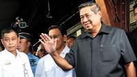 susilo bambang yudhiyono  (Liputan6.com\Faizal Fanani)