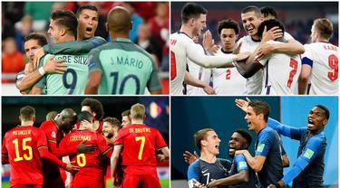 Sebanyak 24 negara akan ikut ambil bagian dalam turnamen Euro 2020 yang berlangsung mulai 12 Juni hingga 12 Juli 2021 mendatang. Berikut lima negara yang diprediksi mampu berbicara banyak dan keluar sebagai juara di ajang tersebut.