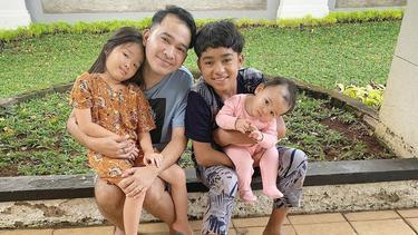[Fimela] Keluarga Ruben Onsu