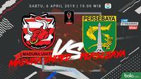 Piala Presiden: Madura United vs Persebaya Surabaya. (Bola.com/Dody Iryawan)