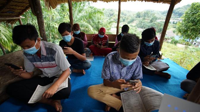EXCL XL Axiata Sediakan Akses Internet di Desa untuk Bantu Sekolah Online - Tekno Liputan6.com