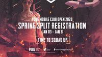 PMCO Spring Split 2020. (Dok. PUBG Mobile)