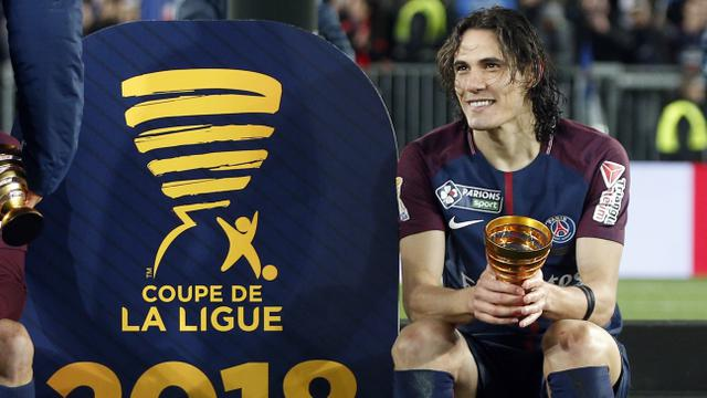 PSG, Coupe De La Ligue, AS Monaco