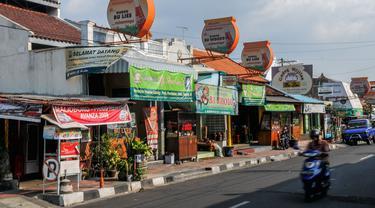 Kampung Gudeg Wijilan - Yogyakarta