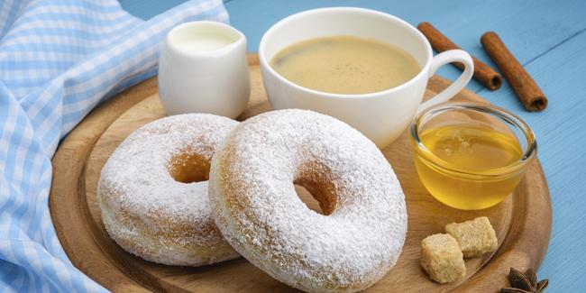 20 Resep Cara Membuat Donat - Donat Tabur Gula