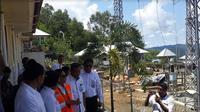Menteri BUMN Rini Soemarno kunjungan kerja ke Jayapura, Papua (Foto:Liputan6.com/Pebrianto Wicaksono)