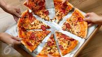 Ilustrasi Foto Pizza (iStockphoto)