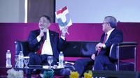 Menteri Pariwisata Arief Yahya menjadi pembicara dalam seminar yang diadakan Telkom University.