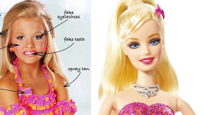 Barbie Membuat Anak Suka Dandan Dan Operasi Plastik Parenting Fimela Com