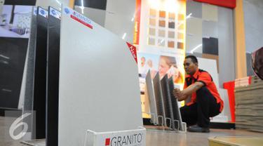 Pasar Keramik Nasional Mulai Meningkat