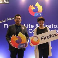 Mozilla memperkenalkan Mozilla Firefox Lite dan Mozilla Firefox Browser terbaru. Sumber foto: Document/Mozilla Firefox.