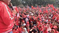 Sekjen PDIP Hasto Kristiyanto. (Liputan6.com/Putu Merta)