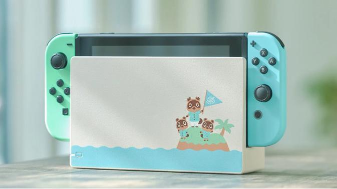 Animal Crossing: New Horizons. (Doc: Nintendo)