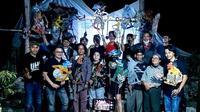 Perayaan ulang tahun pertama Omah Budaya Kahangnan
