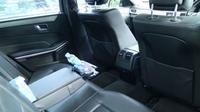 Tidak ada pelayanan khusus di dalam kabin mobil pengantar. (Herdi/Liputan6.com)