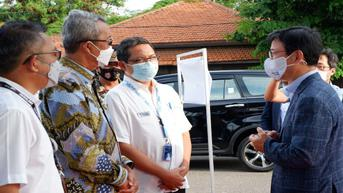 'Annyeong' Kapal Riset Canggih Korea Selatan di Pelabuhan Kota Cirebon