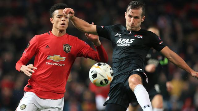 Manchester United Vs AZ Alkmaar