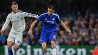 Gelandang Chelsea, Nemanja Matic, menilai timnya layak meraih kemenangan atas Dynamo Kiev karena tampil lebih baik,