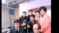 Kelompok Sastra Korea, Changjak 21. (Tangkapan Layar Zoom)