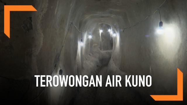 Terowongan air ditemukan tim arkeolog di Yordania. Terowongan yang mengarah ke tempat pemandian Roman Hercules ini berasal dari abad ketiga sebelum masehi.