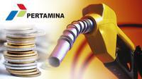 Ilustrasi Minyak Pertamina (Liputan6.com/Andri Wiranuari)