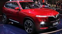 SUV VinFast bernuansa Eropa. (Motoring)