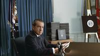 Presiden Amerika Serikat Richard Nixon. (wikipedia)