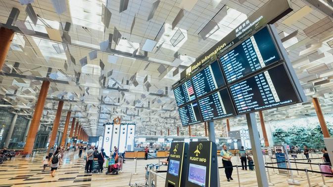 Ilustrasi Bandara Ternyaman (sumber: unsplash)