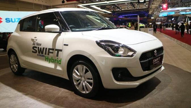 Suzuki Swift Hybrid tampil dipameran GIIAS 2018, mulai 2-12 Agustus 2018. (Herdi Muhardi)#source%3Dgooglier%2Ecom#https%3A%2F%2Fgooglier%2Ecom%2Fpage%2F%2F10000