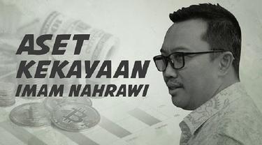 Aset dan kekayaan mantan Menpora, Imam Nahrawi tercatat di Laporan Harta Kekayaan Penyelenggara Negara (LHKPN).